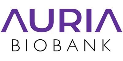 Auria Biobank logo