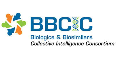 Biologics and Biosimilars Collective Intelligence Consortium Logo