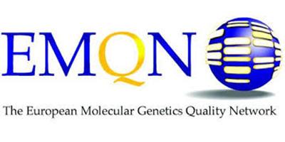 European Molecular Genetics Quality Network (EMQN) Logo
