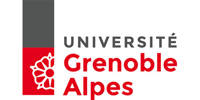 Grenoble Faculty of Medicine and Hospital in France Logo