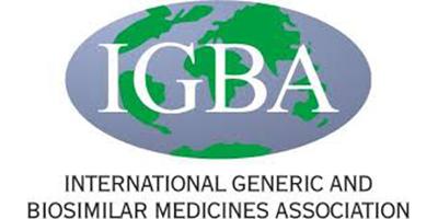 IGBA (International Generic and Biosimilar medicines Association) Logo