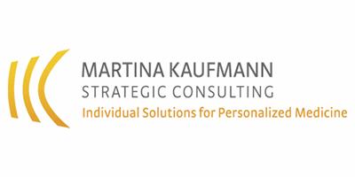 Martina Kaufmann Strategic Consulting Logo